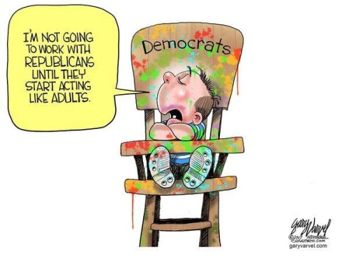 Democrat babies April 2017