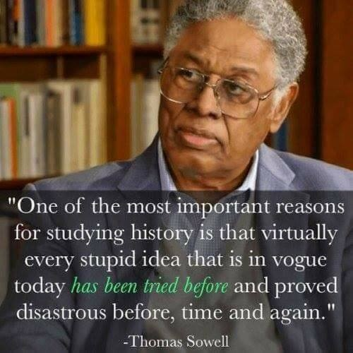 Sowell Study History