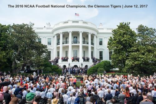 2017_06 12 NCAA Football Natl Champs at WH