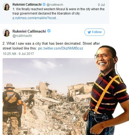 2017_07 10 Mosul decimated OBAMA
