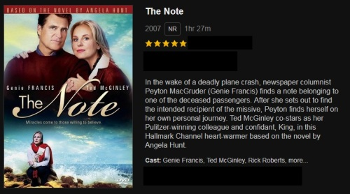 MOVIE The Note