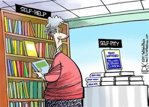 2017_09 Self Pity book