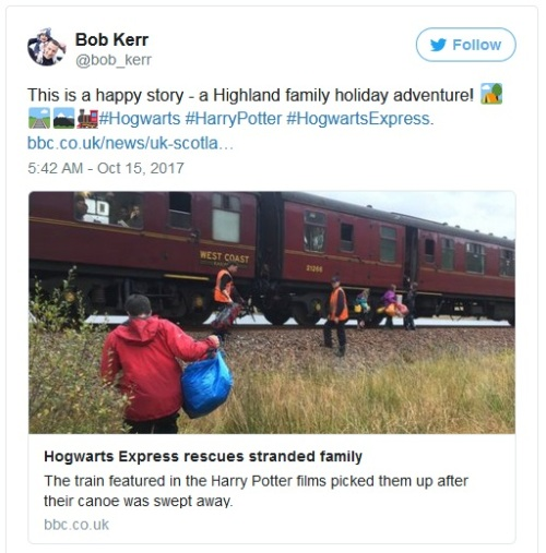2017_10 15 Hogwarts Express rescue