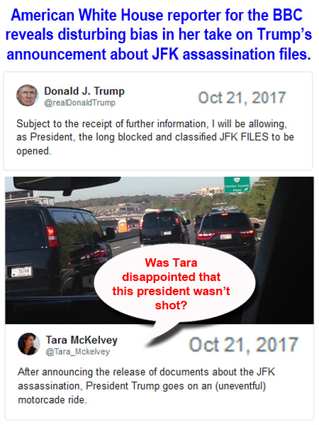 2017_10 21 Trump motorcade not shot at