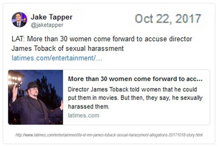 2017_10 22 LAT James Toback
