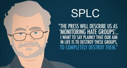 SPLC's agenda