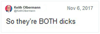 2017_11 06 Olbermann insults Japanese PM