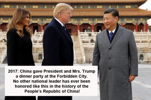 2017_11 Trump China