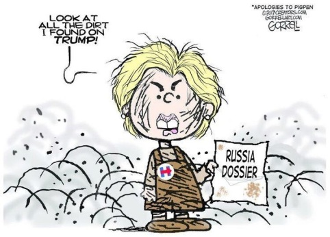 2017_11 Trump Russia dossier - Gorrell toon
