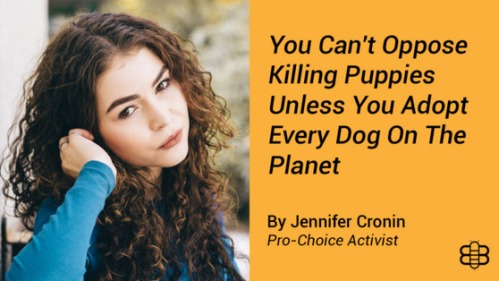 ABORTION Killing Puppies
