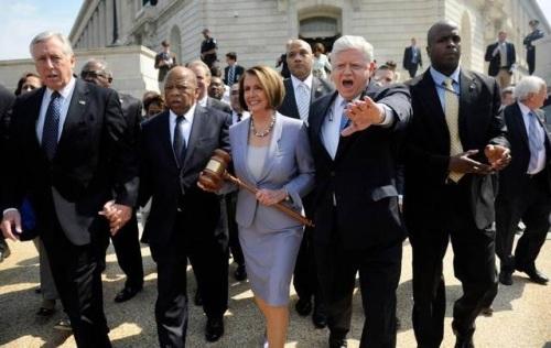 2010_03 Pelosi Ocare march