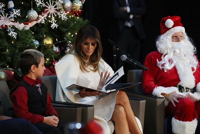 2016_12 FLOTUS at Children's National hospital