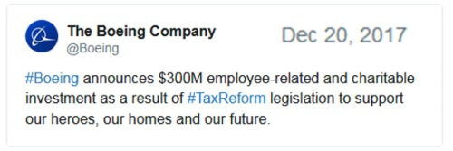 2017_12 20 Boeing tax tweet
