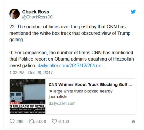 2017_12 26 Truck blocks CNN