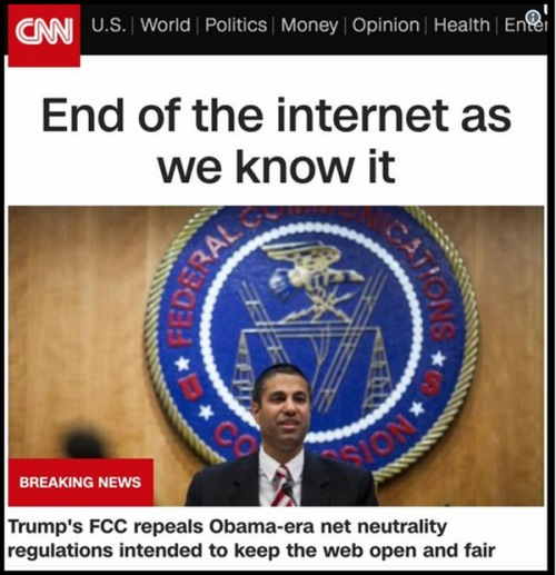 2017_12 CNN net neutrality fake news