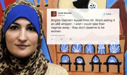 Sarsour tweet