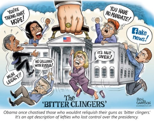 2017 Bitter Clingers toon