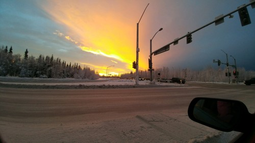 2018_01 02 Sunset 250 pm Fairbanks b