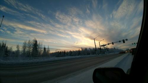 2018_01 03 Fairbanks sky