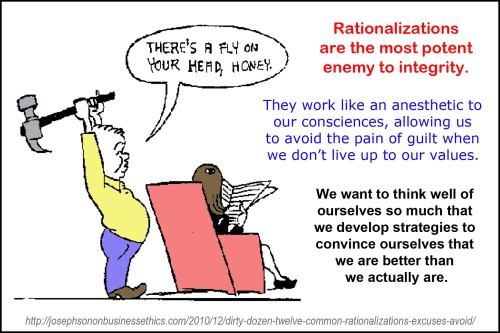 Rationalization toon