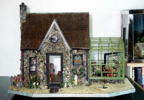 Rose Cottage a full front