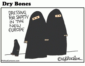 2016 Dressing for Safety in New Europe by Dry Bones