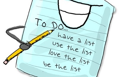 seven to do list mistakes