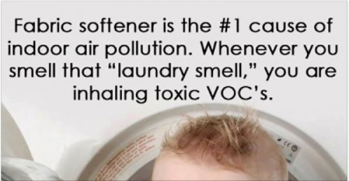 2018_02 06 Fabric softener toxic