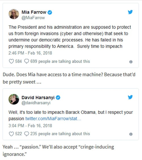 2018_02 16 Mia Farrow tweet
