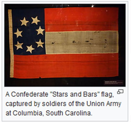 FLAG Confederacy
