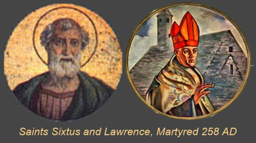 Saints Sixtus and Lawrence