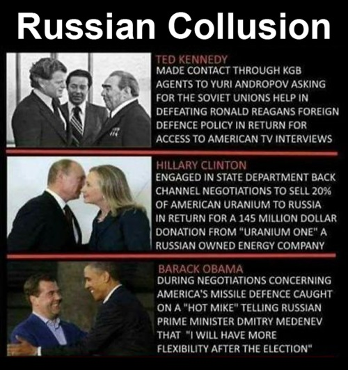 2018_03 Dems and Russian Collusion