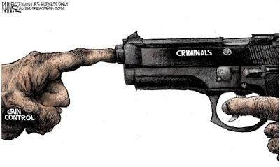GUN CONTROL criminals