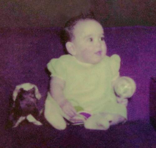 1954 Baby Chrissy