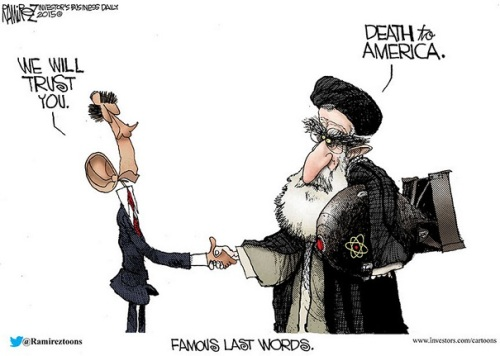 2015 Iran deal by Ramirez