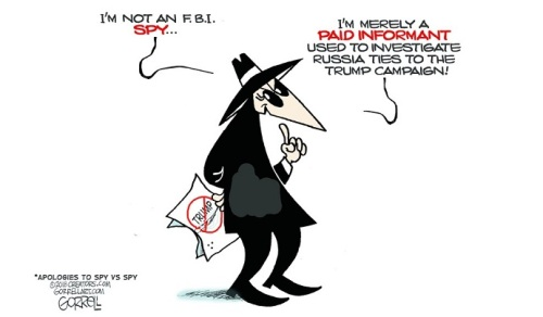 2018_05 22 Spy vs Spy by Gorrell