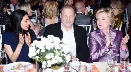2018_05 26 Weinstein w Abedin Clinton photo nd