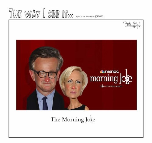 2017 The Morning Joke