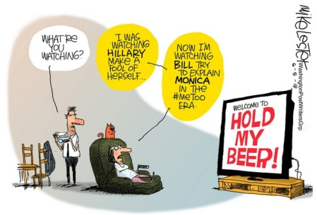 2018_06 05 Hold My Beer toon