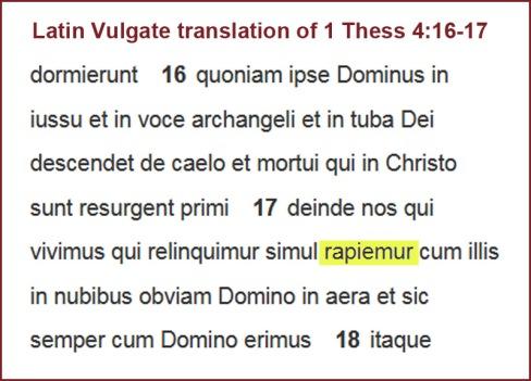 2018_06 21 Latin Vulgate 1 Thess 17