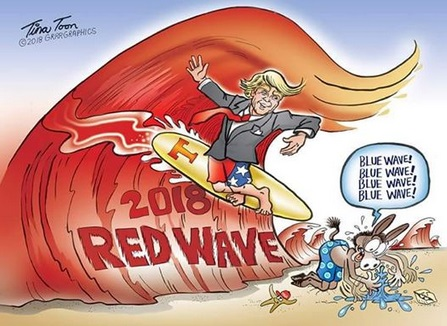 2018_06 Red wave toon