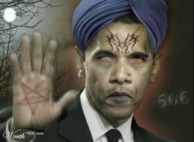 2011 Obama Muslim Anti Christ