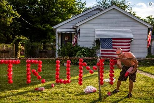 2018_07 25 Trump motorcade route