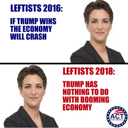 2018_07 Leftists on economy