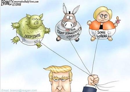 2018_07 Trump balloons by Branco