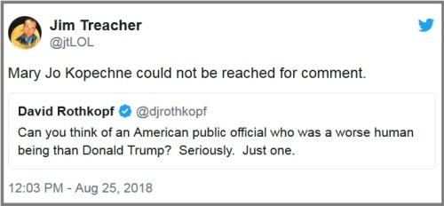 2018_08 25 Treacher tweet
