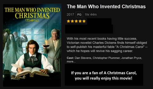 2018_08 The Man Who Invented Christmas