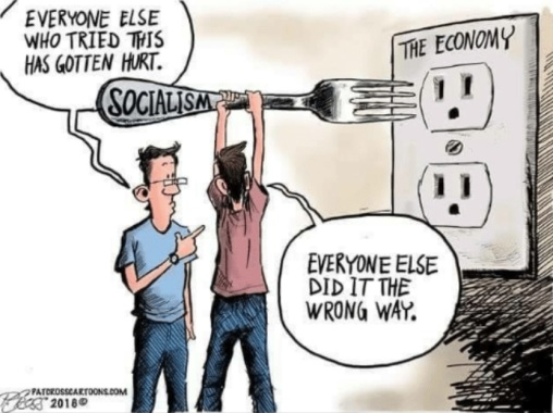 2018 Socialism toon
