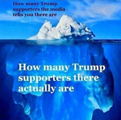 2018_09 22 Trump iceberg