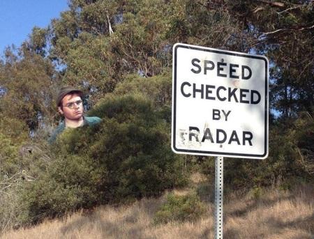 2018_10 03 VID Speed checked by Radar